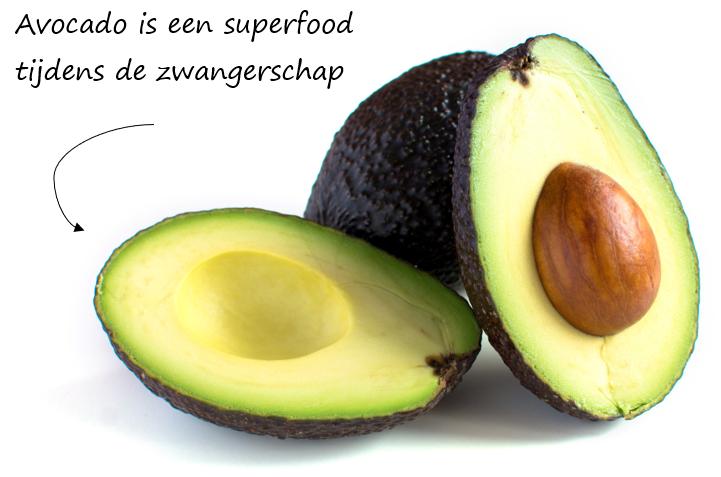 superfood tijdens de zwangerschap